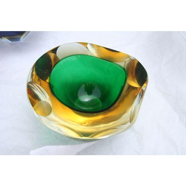 Mid 20th Century Collection of Colorful Murano Glass Pieces For Sale - Image 5 of 11