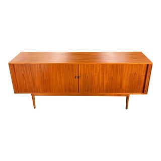 Long Danish Credenza Designed by Jens Quistgaard for Peter Lovig For Sale