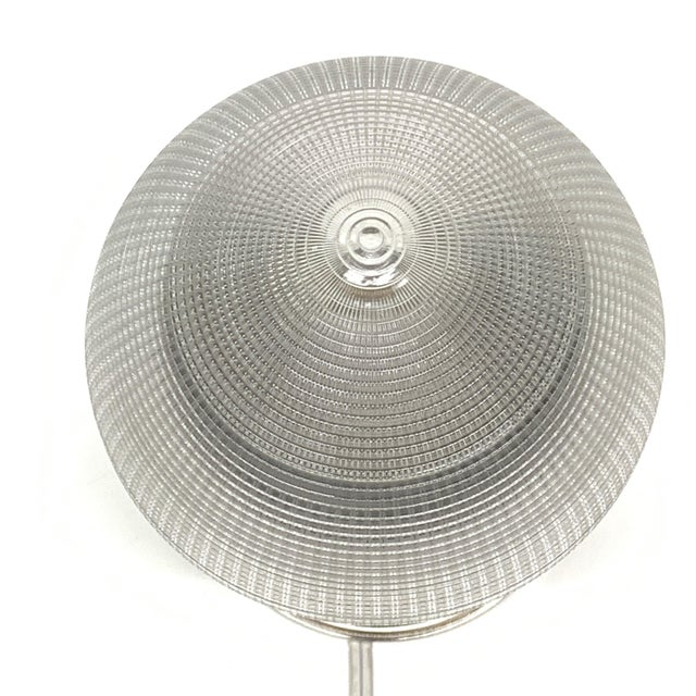 Art Deco 1920s Holophane Bullet Shade for Kitchen, Bath or Hall For Sale - Image 3 of 5