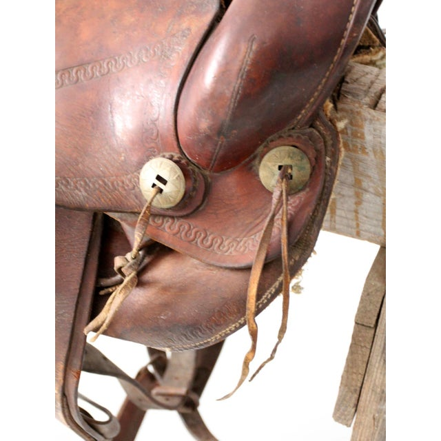 Vintage Simco Saddle - Image 11 of 13