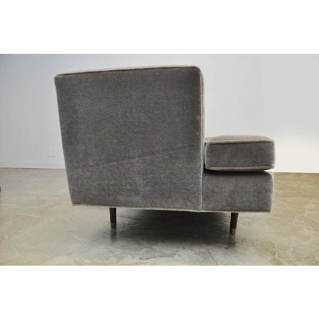 Dunbar Sofa by Edward Wormley For Sale In Chicago - Image 6 of 8