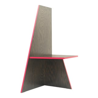 Contemporary Sculptural Chair