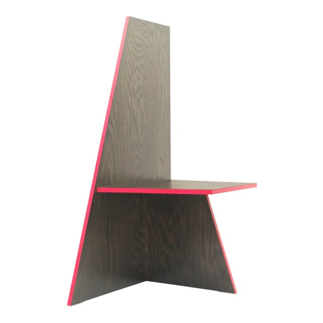 Contemporary Sculptural Chair For Sale