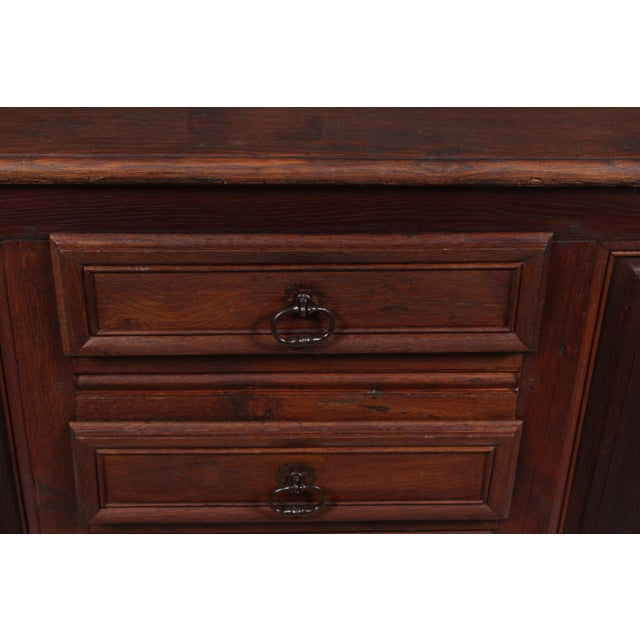 Louis XV French Country Buffet For Sale - Image 4 of 11