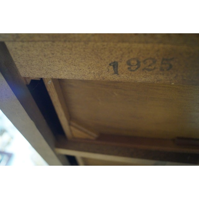 Baker Furniture Demilune Console - Image 9 of 10