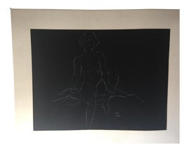 Image of Black and White Drawings