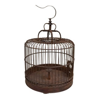 Asian Bird Cage For Sale