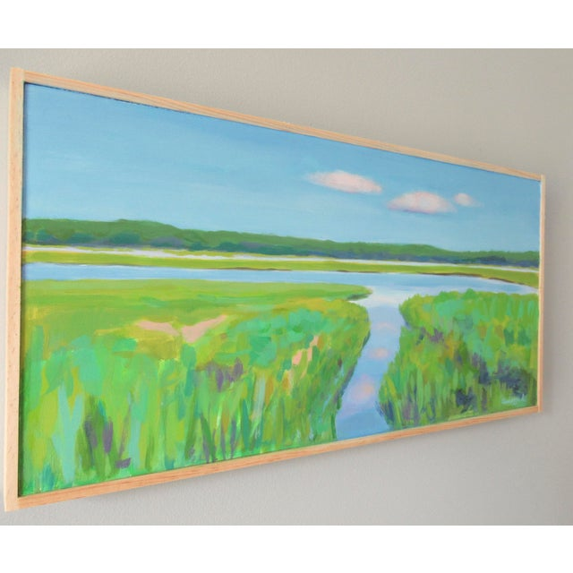 Abstract Wildlife Sanctuary by Anne Carrozza Remick For Sale - Image 3 of 6