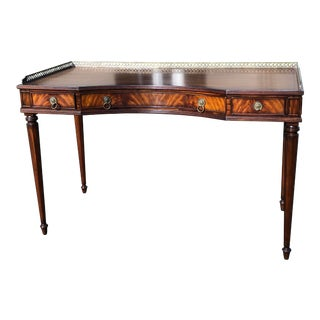 Regency Style Writing Desk by Maitland Smith For Sale