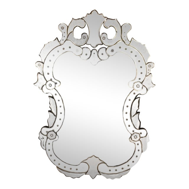 Traditional Venetian Syle Mirror - Image 1 of 5