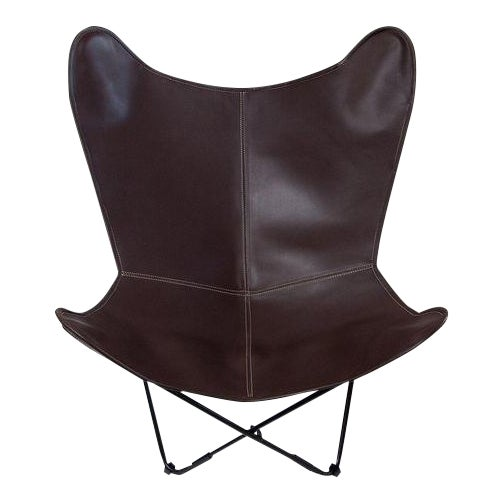 Argentine Import BKF Original Design Butterfly Chair For Sale