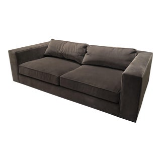 Early 21st Century Restoration Hardware Couch For Sale
