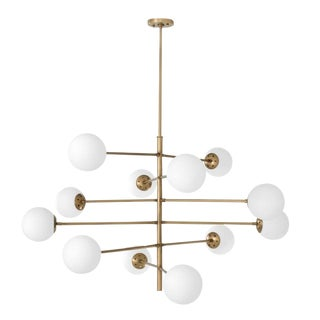 2010 Vintage Chandelier Tortora For Sale