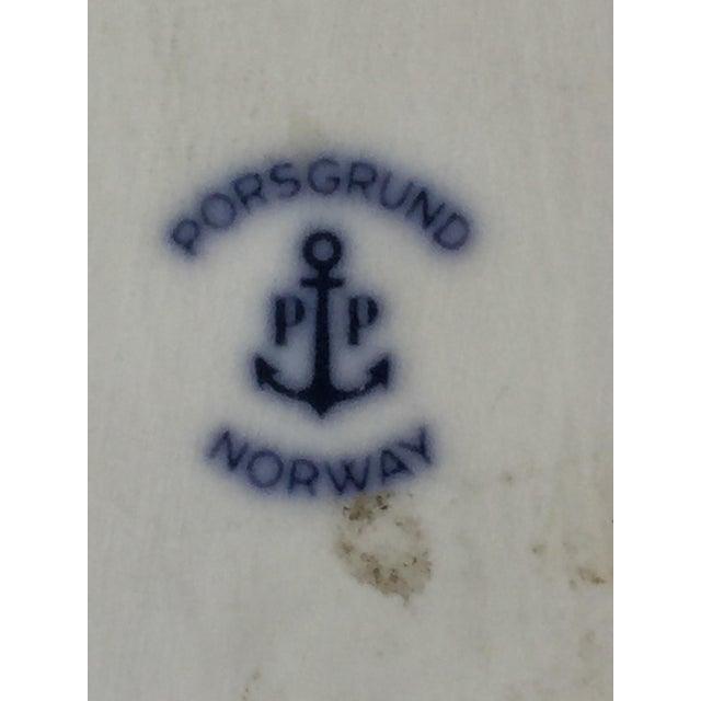 1960s Scandinavian Modern Porsgrund Norway Fish Trivet For Sale In Philadelphia - Image 6 of 9