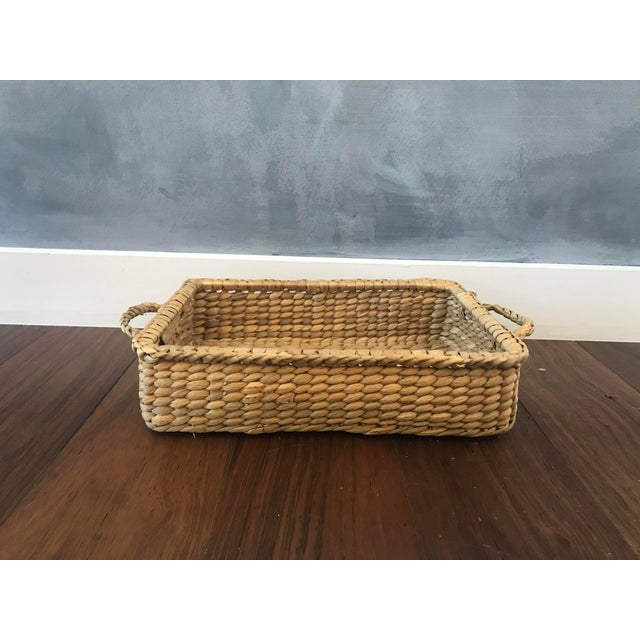Wicker Basket Trays - Set of 3 - Image 6 of 7