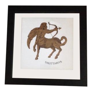 Fornasetti Zodiac Sagittarius Print For Sale