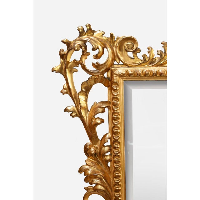 Italian Carved Mirror - Image 5 of 5