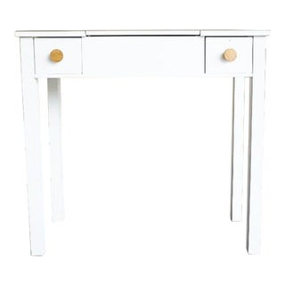 Mid-Century Modern Style Vanity /Desk For Sale