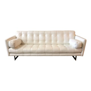 Vig Funriture A&x Casa Luxury Nirvana White Leather Sofa For Sale