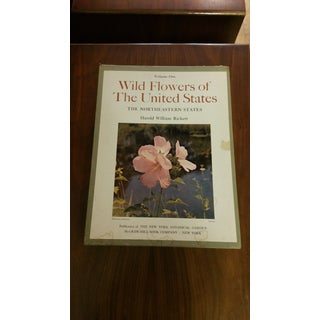 Wild Flowers of the United States Hardcover Two Volume Set Preview