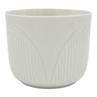 Mid-Century Gerd Bogelund for Royal Copenhagen Porcelain Vase For Sale