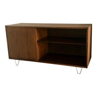 George Nelson Credenza for Herman Miller Mid Century Modern Eames Era For Sale