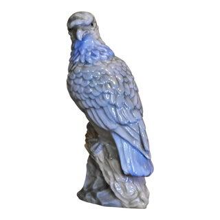 Vintage Ceramic Parrot Figurine