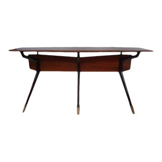 1950s Italian Mid-Century Modern Console Table by Ico Parisi For Sale