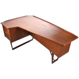 Peter Lovig Danish Modern Desk For Sale