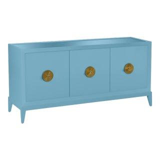 Casa Cosima Hayes Sideboard, Colonial Blue For Sale