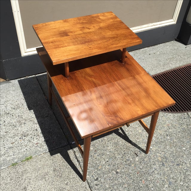 Paul McCobb for Planner Group 2-Tier Side Table - Image 3 of 6