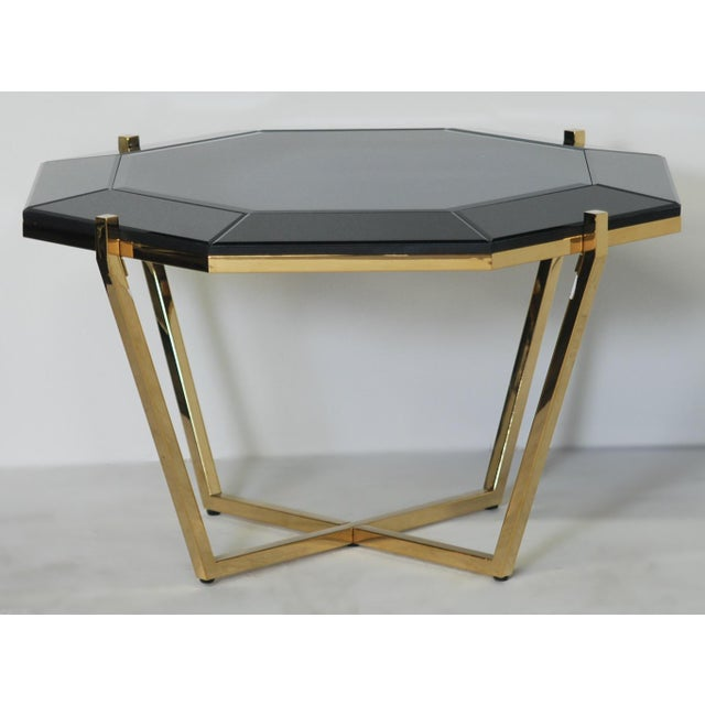 Hollywood Regency Style Coffee Table - Image 2 of 3