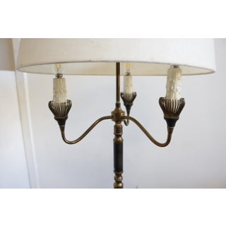 French 1950s Brass Floor Lamp Preview