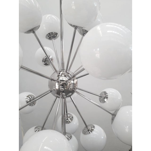 Not Yet Made - Made To Order Nova Sputnik Chandelier by Fabio Ltd For Sale - Image 5 of 9