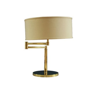 Mid-century Swing Arm Desk Lamp For Sale
