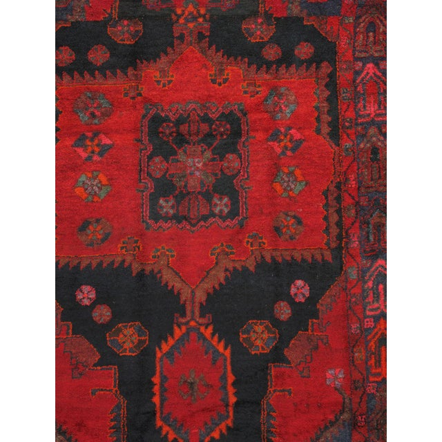 """Vintage Lori Wool Area Rug - 5'6"""" X 9'9"""" - Image 2 of 3"""