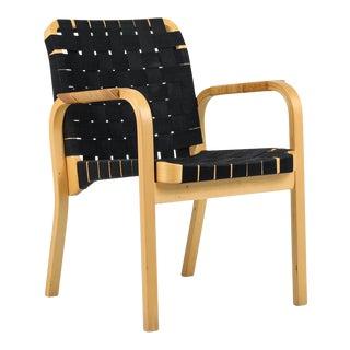 Alvar Aalto Artek 45 Armchair For Sale