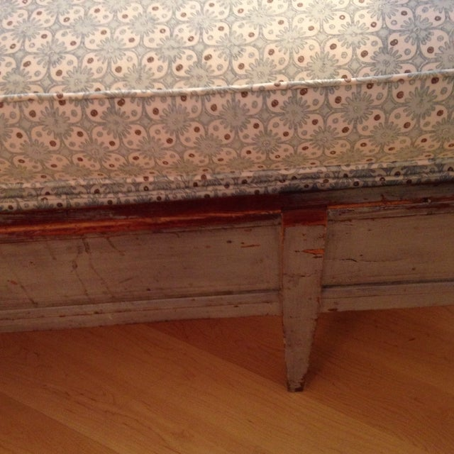 Antique Gustavian Daybed - Image 5 of 11