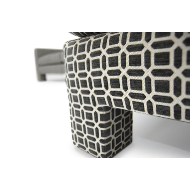 """Contemporary Spring Street Sectional """"Upholstered Legs"""" For Sale - Image 3 of 8"""