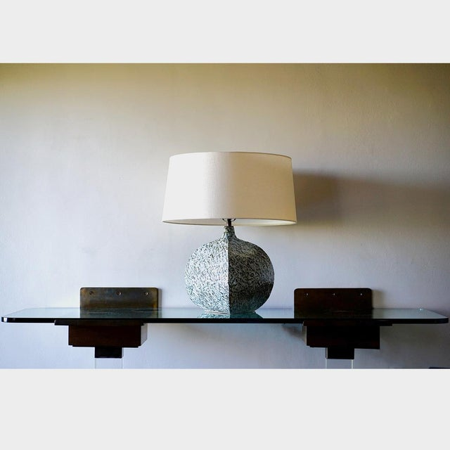 Belly Pot Table Lamp For Sale In Los Angeles - Image 6 of 8