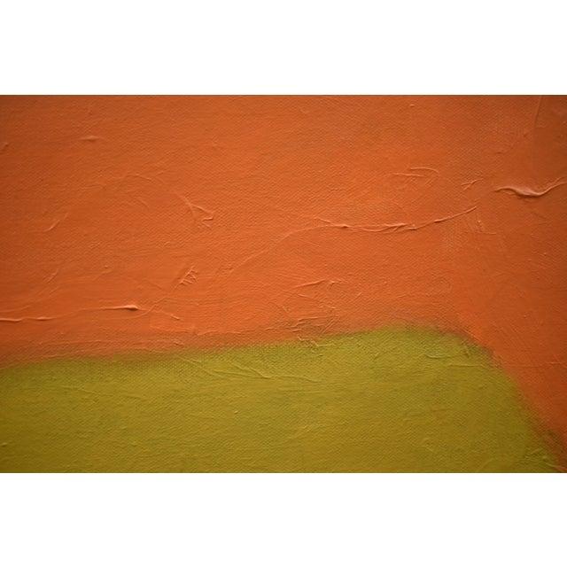 "Stephen Remick Stephen Remick, ""Harvest"", Contemporary Abstract Painting For Sale - Image 4 of 12"