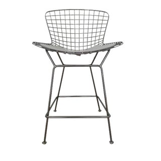 Bertoia-Style Wire Counter Stool - 5 Available