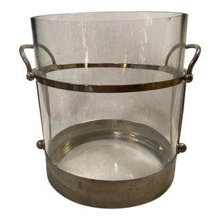 Vintage 1970s Ice Bucket by Gucci For Sale