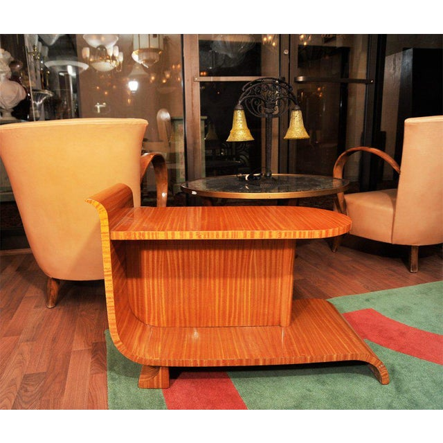 Unusual Art Deco Occasional Table For Sale - Image 10 of 10