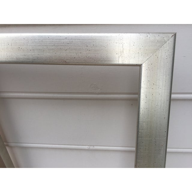 Large Square Roma Moulding Frames - A Pair - Image 7 of 11