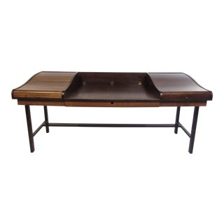 Edward Wormley Roll-Top Desk for Dunbar