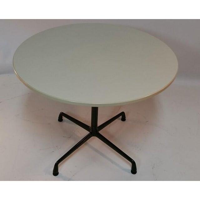 Herman Miller Cafe Table - Image 4 of 4