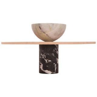 TOTEM I, Marbles Centrepiece, Sabine Marcelis For Sale