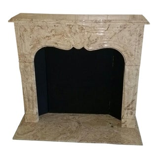 Antique Victorian Fireplace For Sale