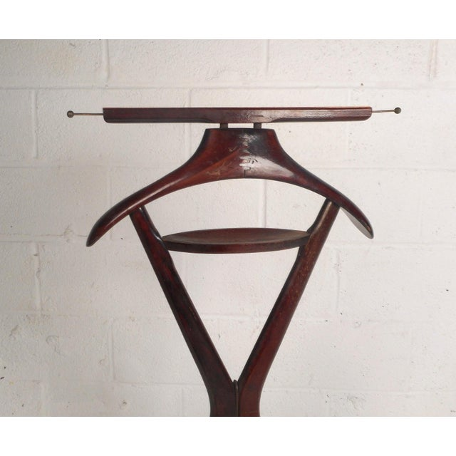 1970s Mid-Century Modern Valet by Ico Parisi for Fratelli Reguitti For Sale - Image 5 of 13